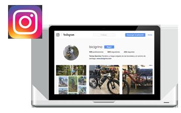 Instagram E-Bicigrino